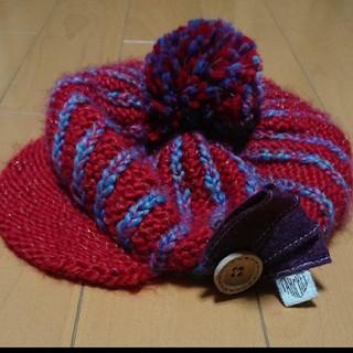 ターチー(TAHCHEE)のTAHCHEE ニット帽(ニット帽/ビーニー)