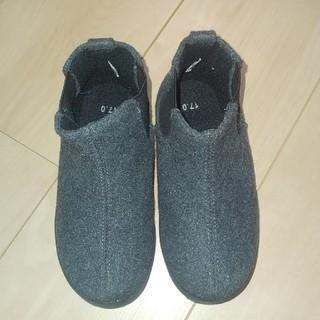 シマムラ(しまむら)のキッズ 17㎝ ブーツ(ブーツ)