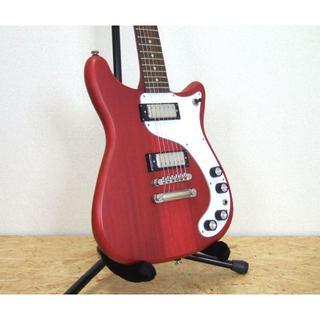 エピフォン(Epiphone)のEpiphone 1966 Worn Wilshire ウィルシャー(エレキギター)