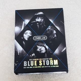 シーエヌブルー(CNBLUE)のCNBLUE BLUE STORM DVD(K-POP/アジア)