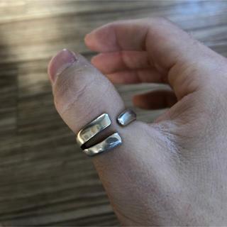 アンユーズド(UNUSED)のシルバーリング(リング(指輪))