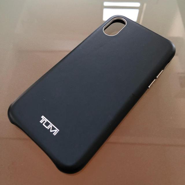 iphone 7 ケース バンパー | TUMI - 【値下げ!!】TUMI IPhone Xケースの通販 by AK_500's shop|トゥミならラクマ