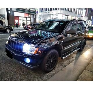 ジープ(Jeep)のジープグランドチェロキー(車体)