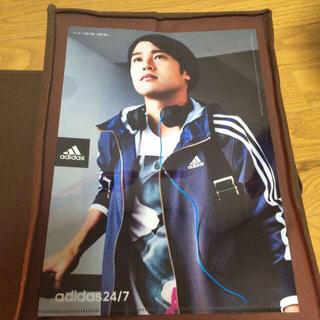 アディダス(adidas)の内田篤人 adidas クリアファイル(その他)