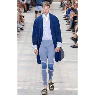 ルイヴィトン(LOUIS VUITTON)の今週末迄出品 18ss Louis Vuitton バイカラーコート(チェスターコート)