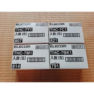 エレコム(ELECOM)のキャノン用 詰め替えインク  10mlタイプ(PC周辺機器)
