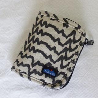 カブー(KAVU)のKAVU カブー Zippy Wallet ジッピーウォレット 財布 二つ折り(折り財布)