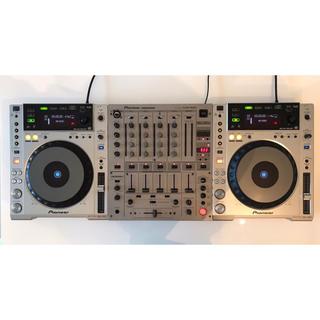 パイオニア(Pioneer)のPioneer/DJM600(送料込み)(CDJ)