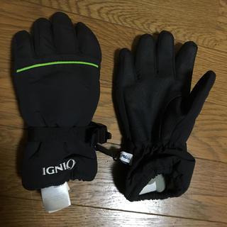 イグニス(IGNIS)のIGNIO 140黒(手袋)