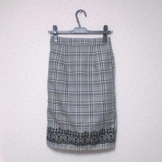 スズタン(suzutan)のタイトスカート (ひざ丈スカート)