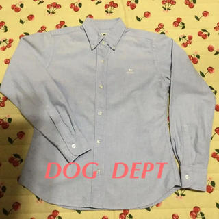 ドッグデプト(DOG DEPT)のドッグデプト♡シャツ(シャツ/ブラウス(長袖/七分))
