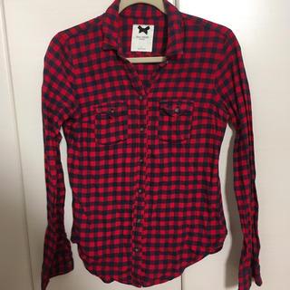 ギリーヒックス(Gilly Hicks)のGH チェックネルシャツ(シャツ/ブラウス(長袖/七分))