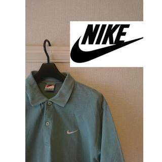 ナイキ(NIKE)の【値下げ】ナイキ 90s 銀タグ ポロシャツ(ポロシャツ)