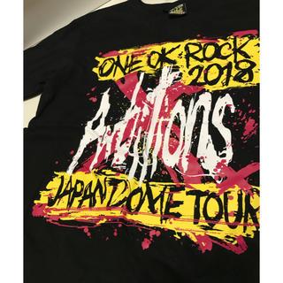 ワンオクロック(ONE OK ROCK)のワンオク Tシャツ(Tシャツ(半袖/袖なし))