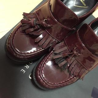 ジュエティ(jouetie)のジュエティ 厚底 ローファー(ローファー/革靴)