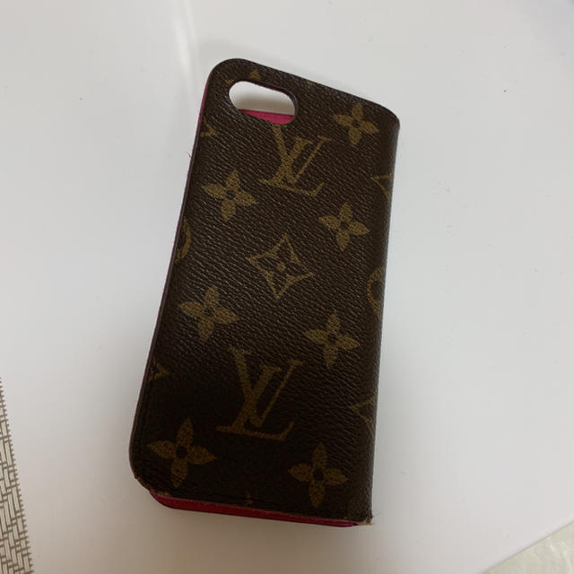 LOUIS VUITTON - iPhone7ケース LOUISVUITTONの通販 by yupicoco shop♥︎|ルイヴィトンならラクマ