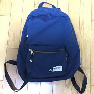 9ebb8e9e6a8e ヤックパック(YAK PAK)の鞄 リュック ネイビー YAK PAK カバン バックパック ヤック