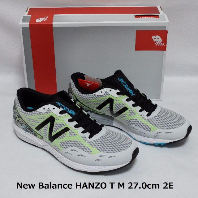 8b12b7a7e1101 New Balance - [新品未使用] NB ハンゾー HANZO T M Y1 27.0cmの通販 by ...