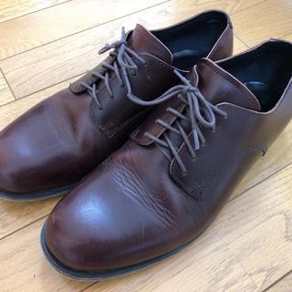 ハレ(HARE)のHARE 革靴 オイルレザーシューズ(ドレス/ビジネス)