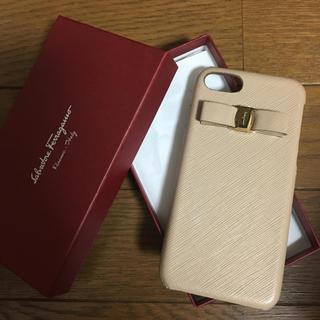 サルヴァトーレフェラガモ(Salvatore Ferragamo)のフェラガモ iPhone7.8ケース(iPhoneケース)