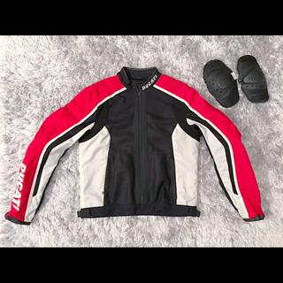 ドゥカティ(Ducati)の超美品‼︎Ducati x Daineseサマーライディングジャケット(ライダースジャケット)