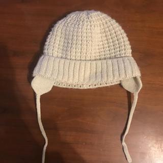 ザラ(ZARA)の☆ZARA ベビー用 ニット帽(帽子)