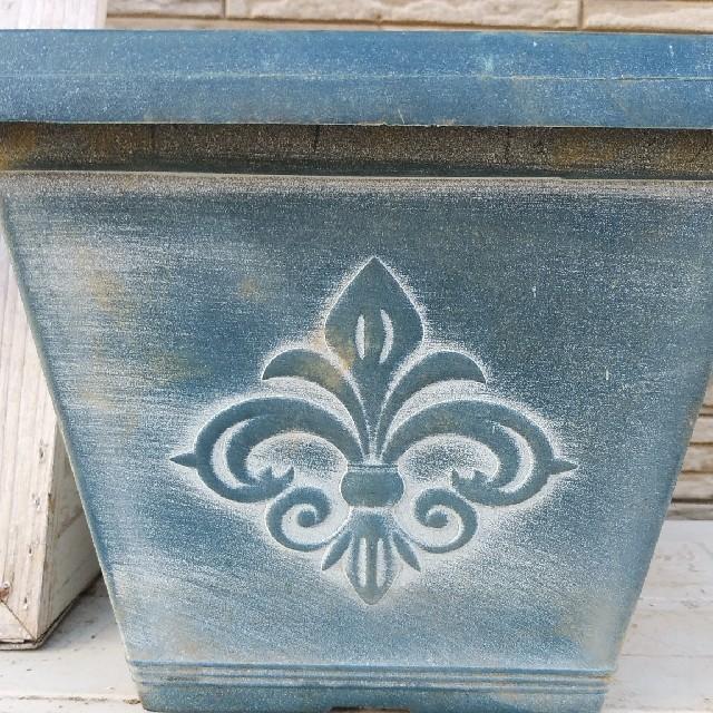 suzuke-0508様専用 アンティークプラスチック鉢 ハンドメイドのフラワー/ガーデン(プランター)の商品写真