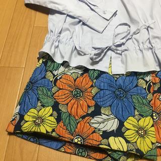 ザラ(ZARA)のZARA キュロット風ミニスカート XSサイズ(キュロット)