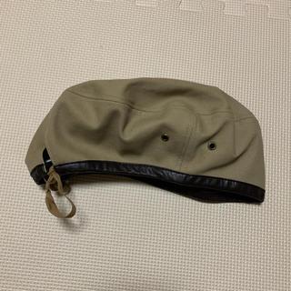 カスタネ(Kastane)の1/15まで kastane チノベレー帽(ハンチング/ベレー帽)