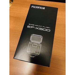 富士フイルム - FUJIFILM EF-X500