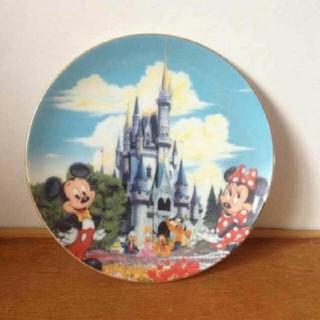 ディズニー(Disney)のディズニー 飾り絵皿(置物)