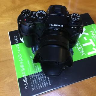 富士フイルム - 美品 FUJIFILM X-T1 &  XC15-45mm