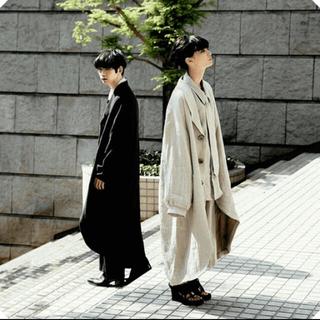 オータ(ohta)のhazama  経年真価のジャケットコート(チェスターコート)