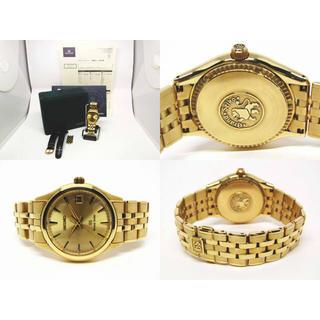 グランドセイコー(Grand Seiko)のSEIKO グランドセイコー クオーツ SBGX018  18KT 163.3g(腕時計(アナログ))