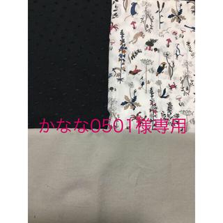 ハンドメイド  ♡ フリル巾着 リバティ巾着 フリルバッグ(バッグ/レッスンバッグ)