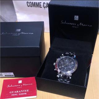 サルバトーレマーラ(Salvatore Marra)のSalvatore Marra ITALY ソーラー 腕時計 新品未使用❗️(腕時計(アナログ))