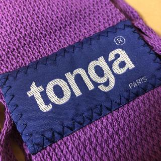 トンガ(tonga)のtonga スリング 抱っこ紐 Lサイズ(スリング)