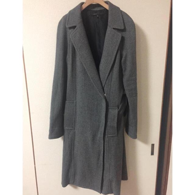 MARC JACOBS(マークジェイコブス)のマークジェイコブス  コート レディースのジャケット/アウター(ロングコート)の商品写真