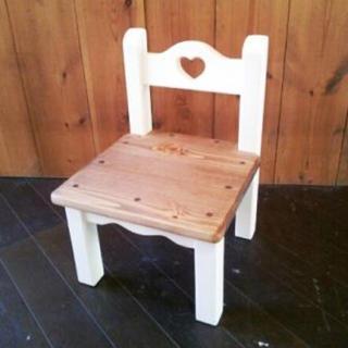 カントリー キッズチェアー(家具)