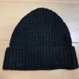 ローズバッド(ROSE BUD)のローズバッド ニット帽 ☆新品未使用☆(ニット帽/ビーニー)