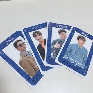 アイコン(iKON)の商品説明更新⭐️早い者勝ち⭐️WINNER トランプ(K-POP/アジア)