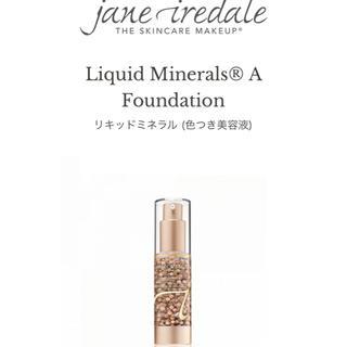 ジェーンアイルデール(jane iredale)のジェーンアイルデール リキッドミネラル amber(ファンデーション)
