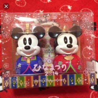 ディズニー(Disney)のディズニー  雛人形  新品!早い者勝ち!(置物)