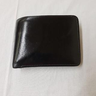 ワイルドスワンズ グラウンダー ブラック 二つ折り財布 サドル