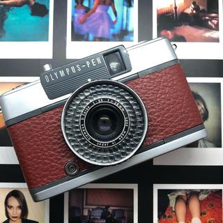 オリンパス(OLYMPUS)の【完動品】OLYMPUS PEN EE-2 フィルムカメラ【美品】(フィルムカメラ)