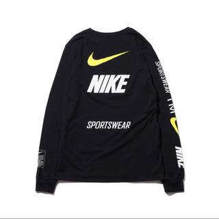 ナイキ(NIKE)のM NIKE M NSW TEE ナイキ ロンT(Tシャツ/カットソー(七分/長袖))