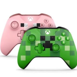 エックスボックス360(Xbox360)のマインクラフト エックスボックス コントローラー ワイヤレス(家庭用ゲーム本体)