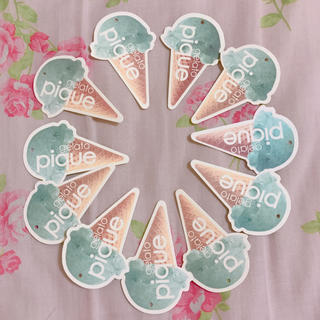 ジェラートピケ(gelato pique)のジェラートピケ タグ 12枚セット(その他)