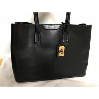 ラルフローレン(Ralph Lauren)の新品未使用品 ラルフローレン A4サイズ トートバッグ  定価69800+税(トートバッグ)