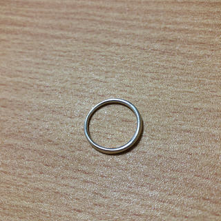 ヨンドシー(4℃)の4℃ リング12号(リング(指輪))